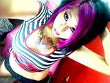 Webcam Fetichista Tatuajes Putita Sensual